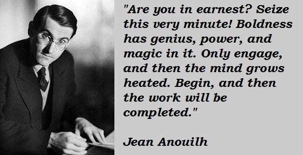 Jean Anouilh's quote #8