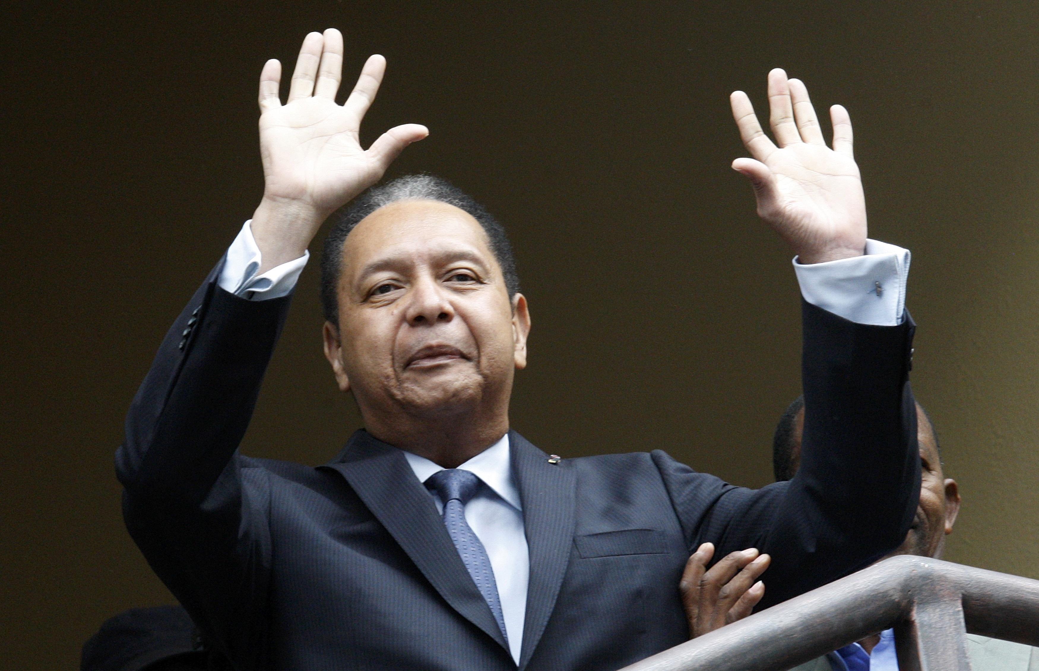 Jean Claude Duvalier's quote #2