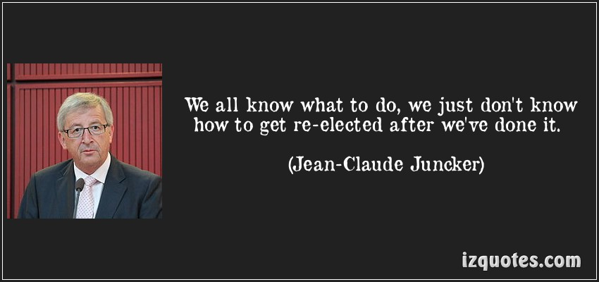 Jean-Claude Juncker's quote #1