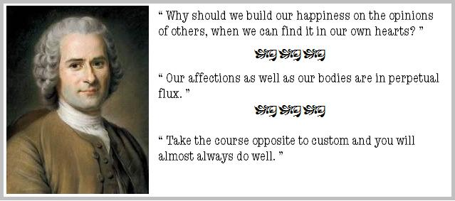 Jean-Jacques Rousseau's quote #4