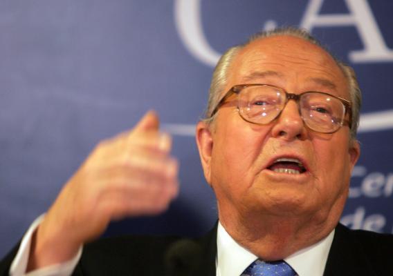 Jean-Marie Le Pen's quote #3