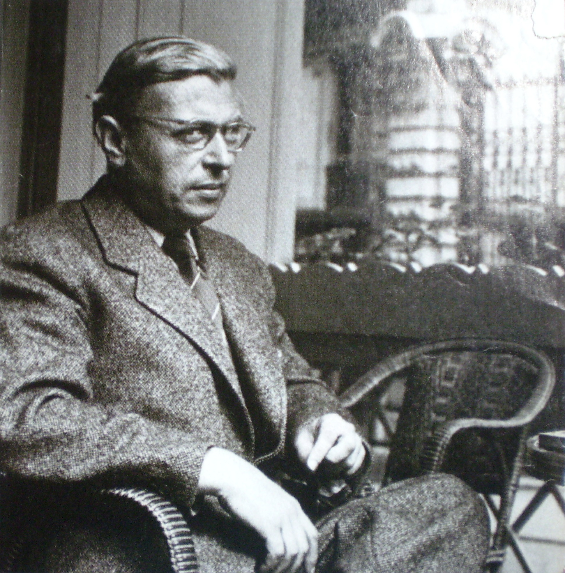 Jean-Paul Sartre's quote #3