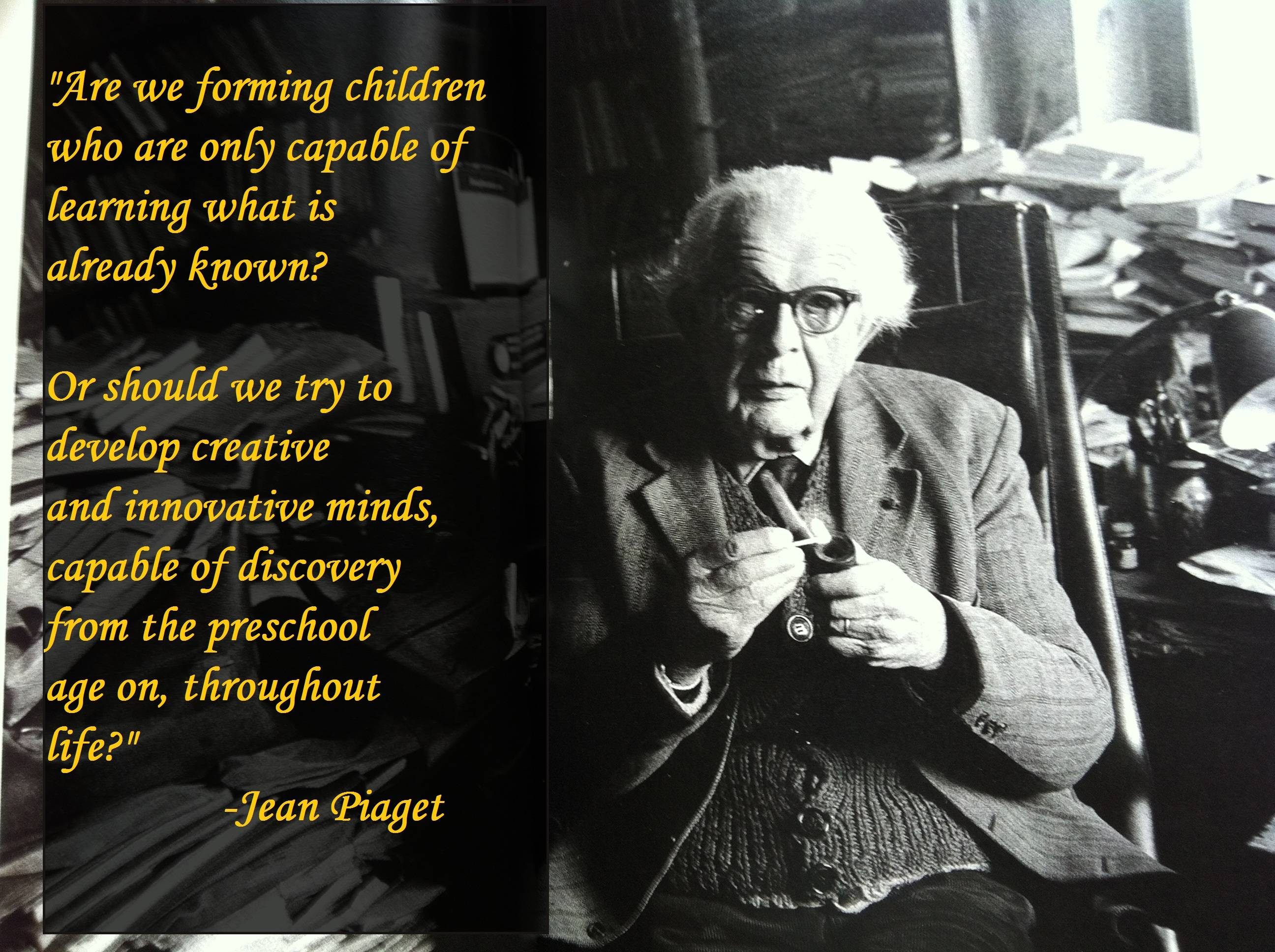 Jean Piaget's quote #3
