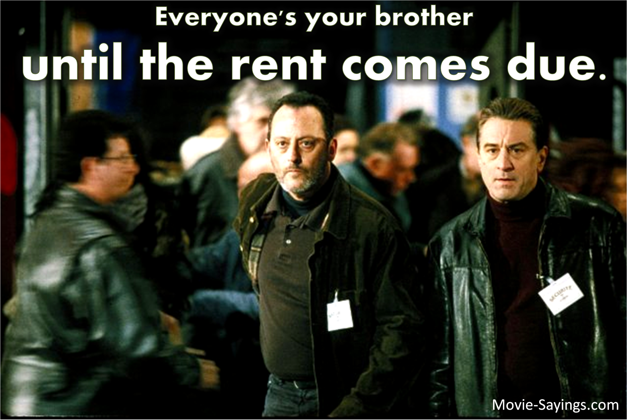 Jean Reno's quote #2