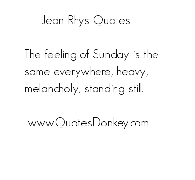 Jean Rhys's quote #2