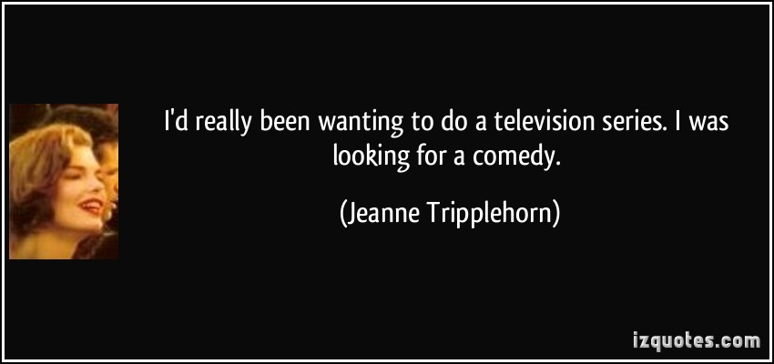 Jeanne Tripplehorn's quote #2