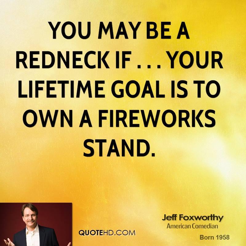 Jeff Foxworthy's quote #7