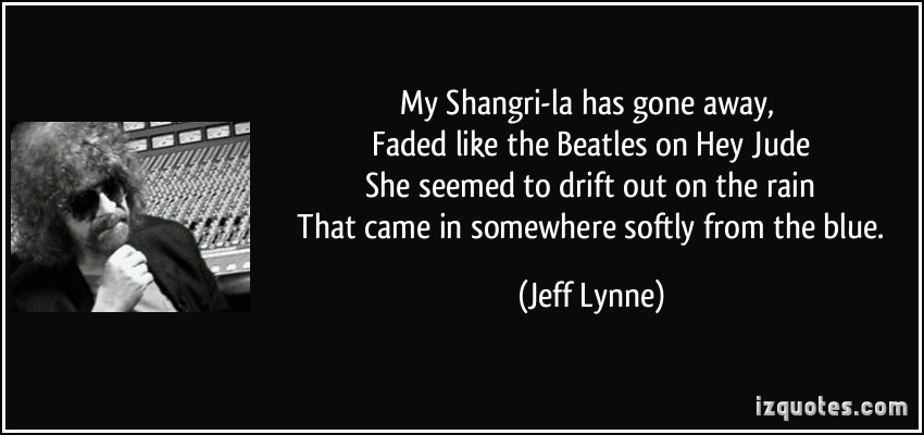 Jeff Lynne's quote #4