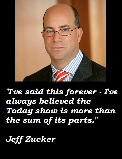 Jeff Zucker's quote #6