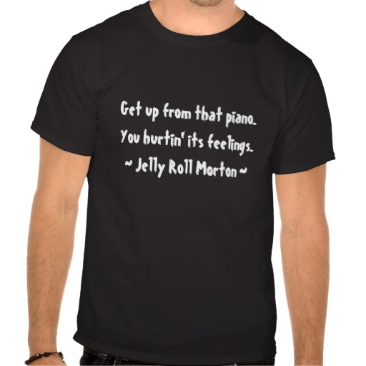 Jelly Roll Morton's quote #1