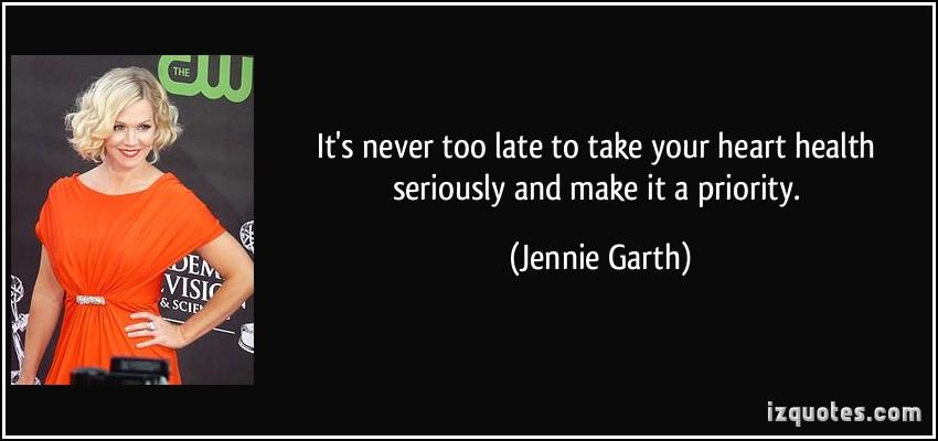 Jennie Garth's quote #5