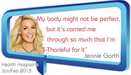 Jennie Garth's quote #3