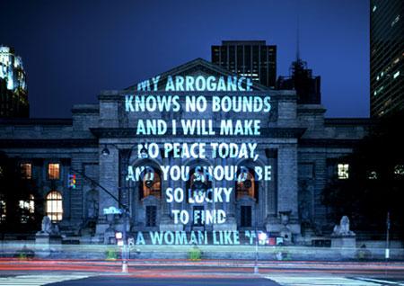 Jenny Holzer's quote #5