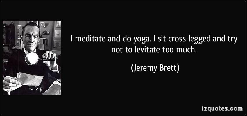 Jeremy Brett's quote #1