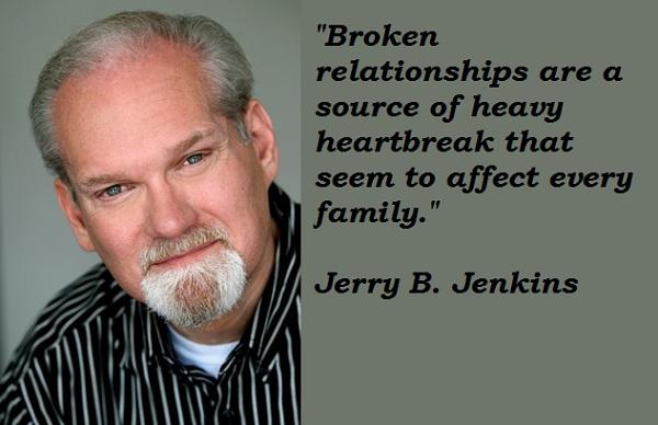 Jerry B. Jenkins's quote #5