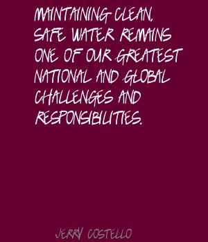 Jerry Costello's quote #2
