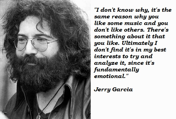 Jerry Garcia's quote #5