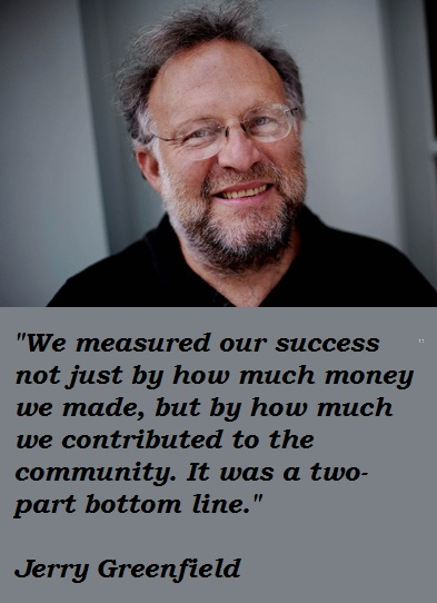 Jerry Greenfield's quote #3