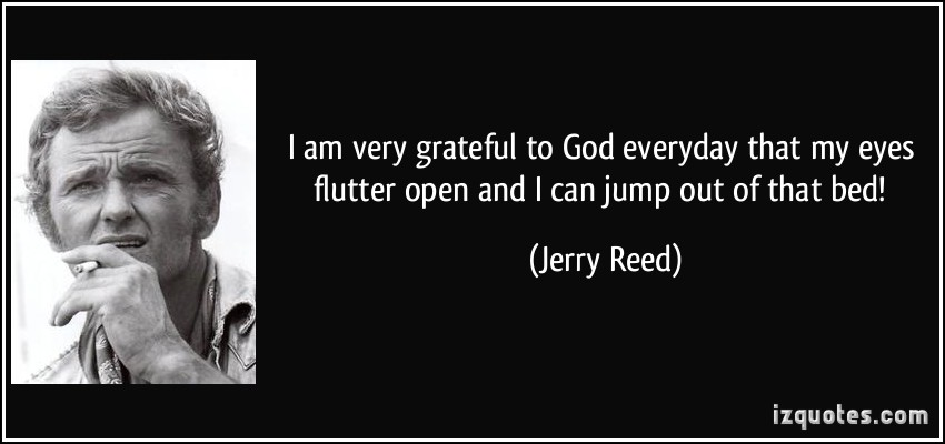 Jerry Reed's quote #6
