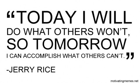 Jerry Rice's quote #3