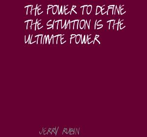 Jerry Rubin's quote #5