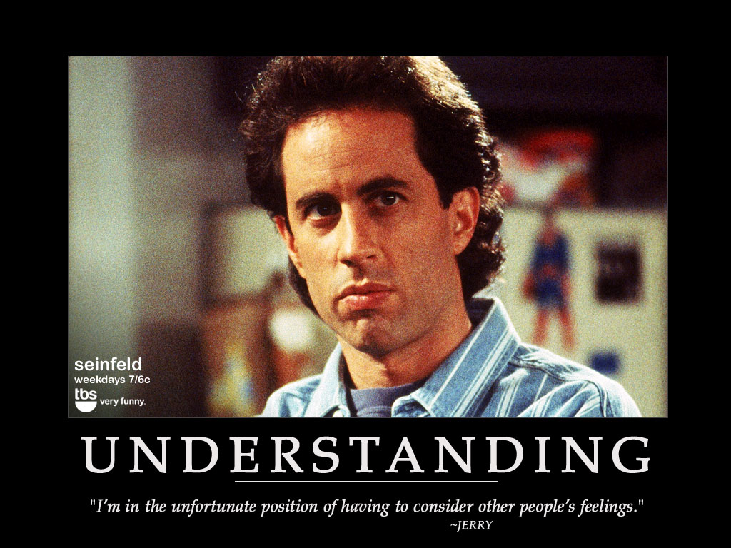 Jerry Seinfeld's quote #3
