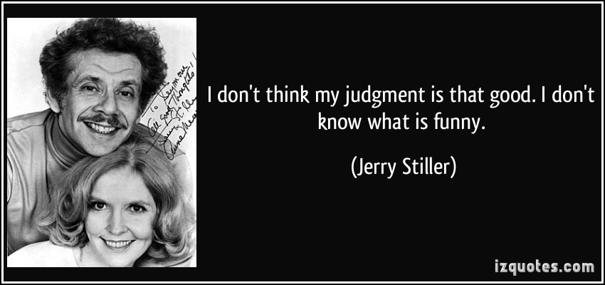 Jerry Stiller's quote #1