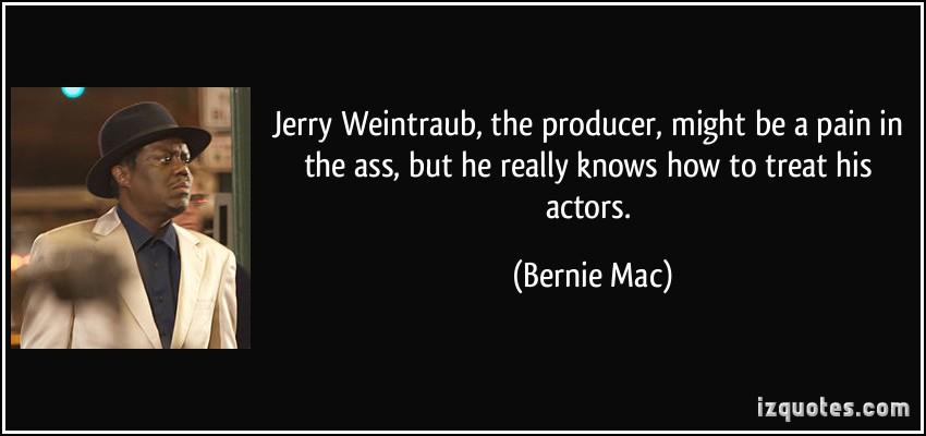 Jerry Weintraub's quote #2