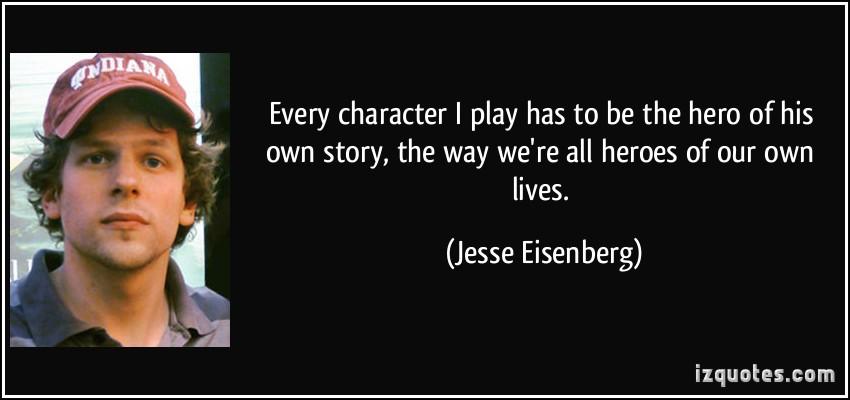 Jesse Eisenberg's quote #7