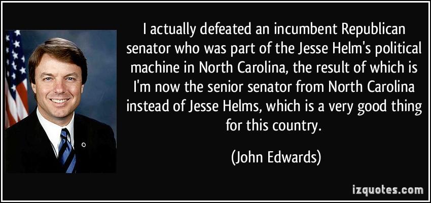 Jesse Helms quote #2
