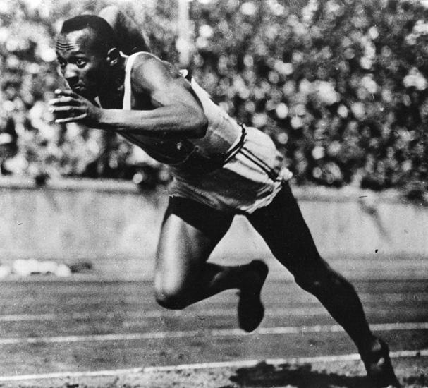 Jesse Owens's quote #4