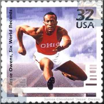 Jesse Owens's quote #1
