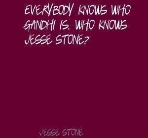 Jesse Stone's quote #1