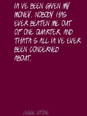 Jesse Stone's quote #3