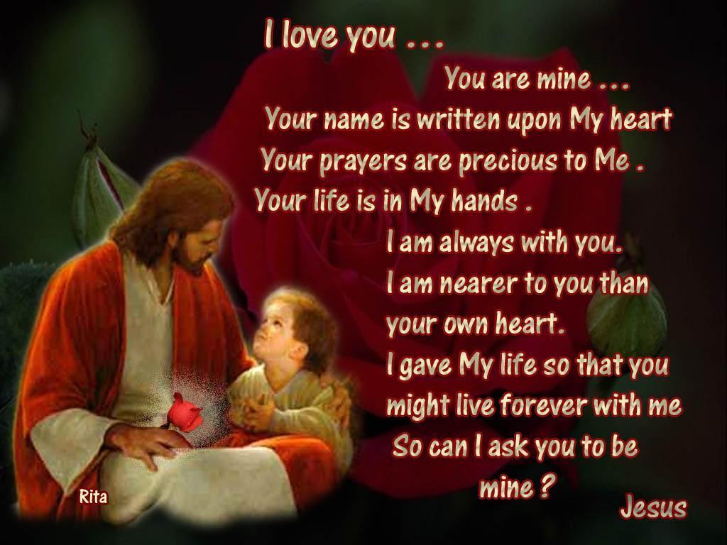 Jesus Christ quote #1