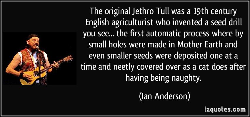Jethro quote #2