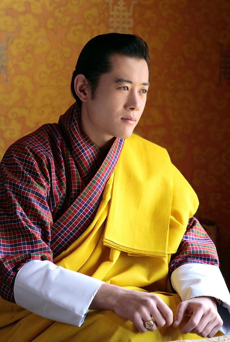 Jigme Khesar Namgyel Wangchuck's quote #1