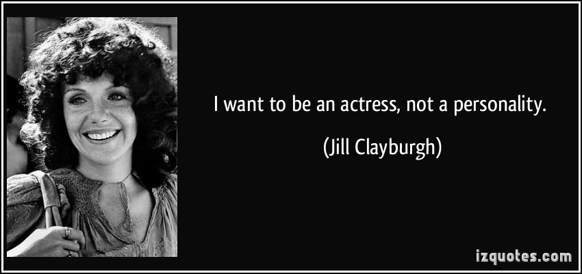 Jill Clayburgh's quote #6