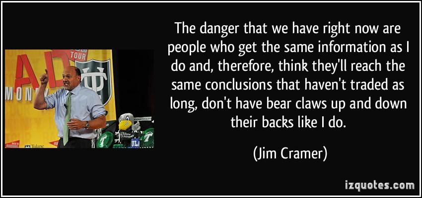 Jim Cramer's quote #2