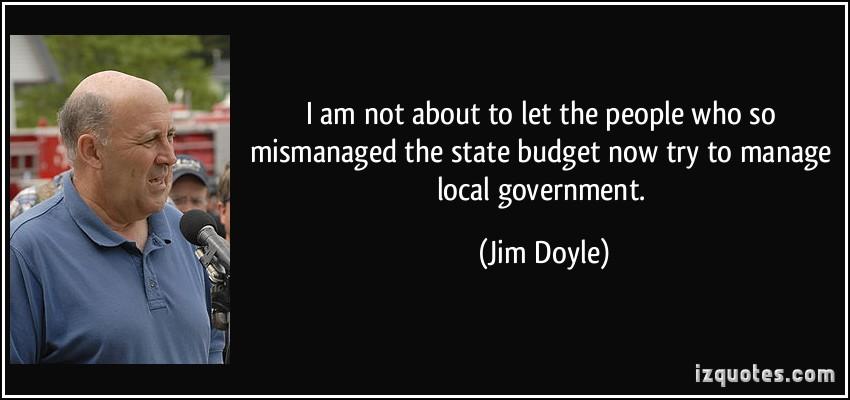 Jim Doyle's quote #5