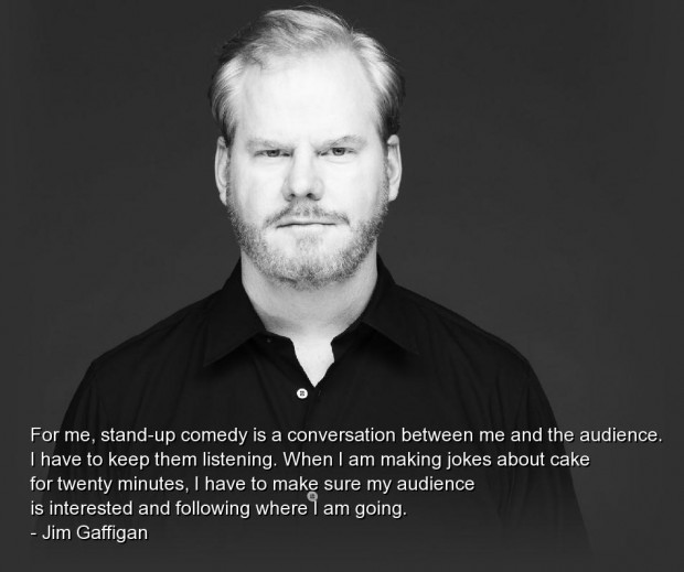 Jim Gaffigan's quote #4