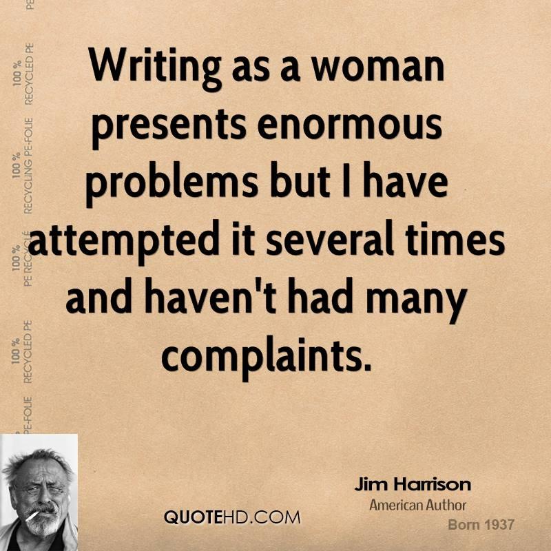 Jim Harrison's quote #6