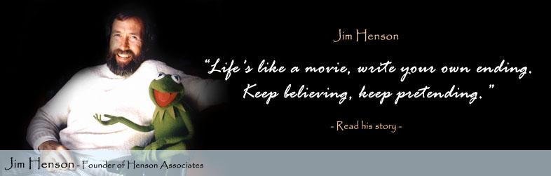 Jim Henson's quote #7