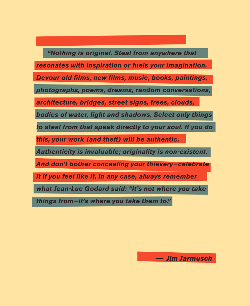 Jim Jarmusch's quote #4