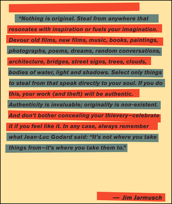 Jim Jarmusch's quote #2