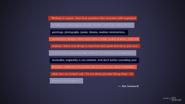Jim Jarmusch's quote #6