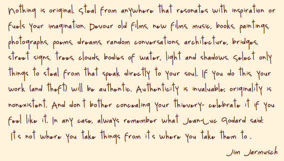 Jim Jarmusch's quote #7