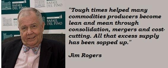 Jim Rogers's quote #6