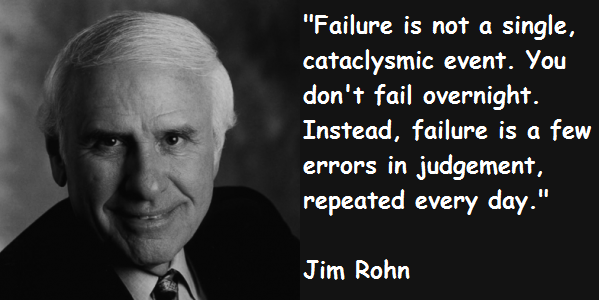 Jim Rohn's quote #5