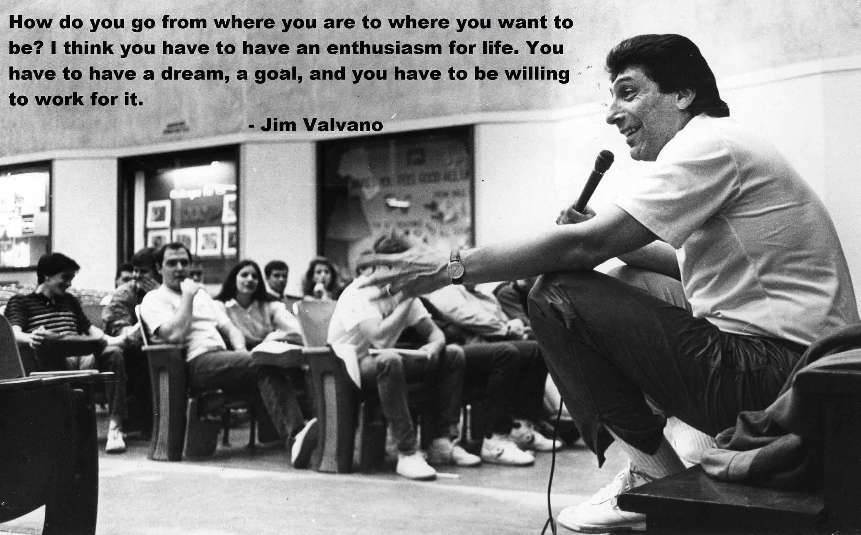 Jim Valvano's quote #4